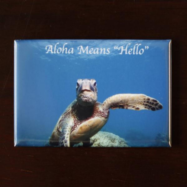 Aloha Mean Hello